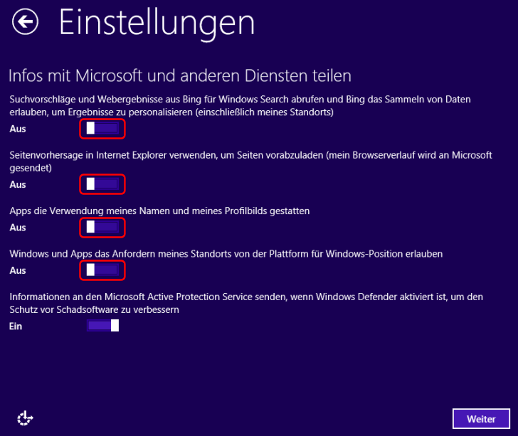 Windows 8.1 Installation: Problemlösungen und Apps